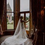 wedding venue, Irish wedding, gothic decor